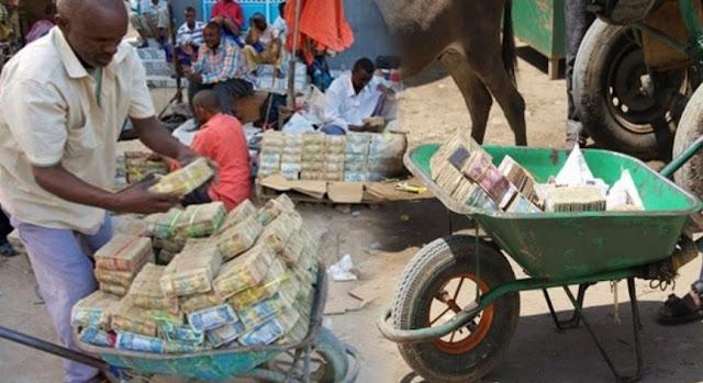Zimbabwe Contoh Nyata Bahayanya Kebanyakan Cetak Uang, Nilai Uang Jadi Tak Berharga!