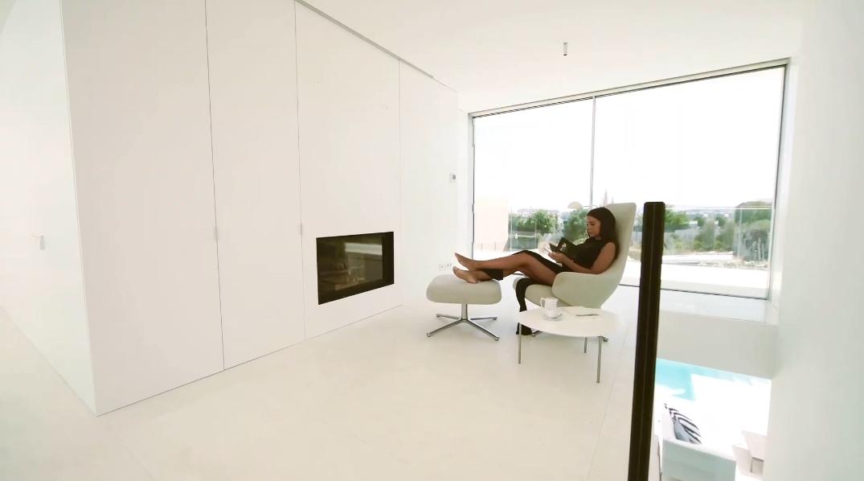 35 Interior Design Photos vs. Ibiza Modern Minimalist Villa By Gallardo Llopis Arquitectos