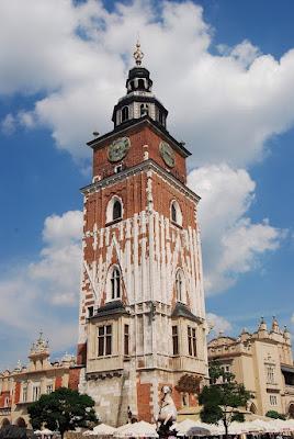 Tour Hotel de Ville Cracovie