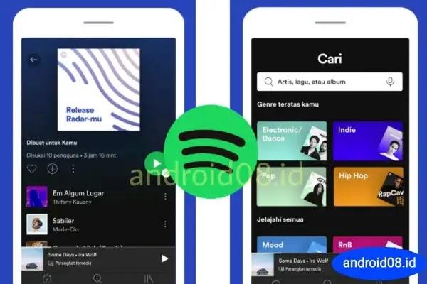 Spotify Premium Apk Mod
