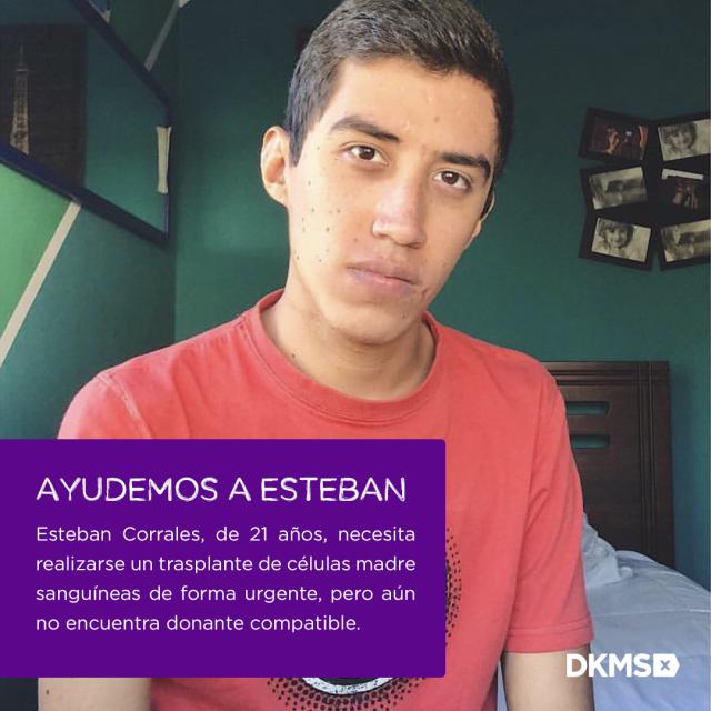 Esteban Corrales DKMS