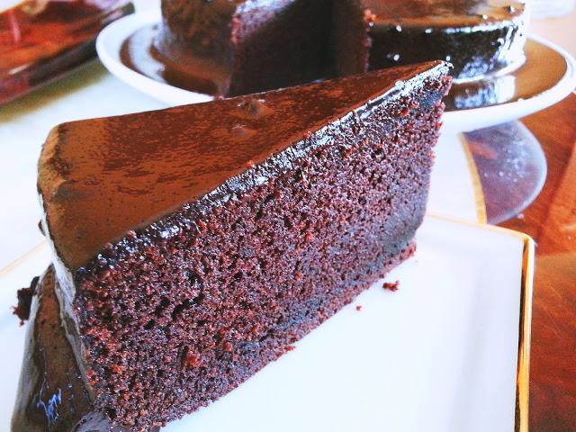 Resepi Kek Coklat Moist Paling Mudah Dan Sedap Sukatan Cawan