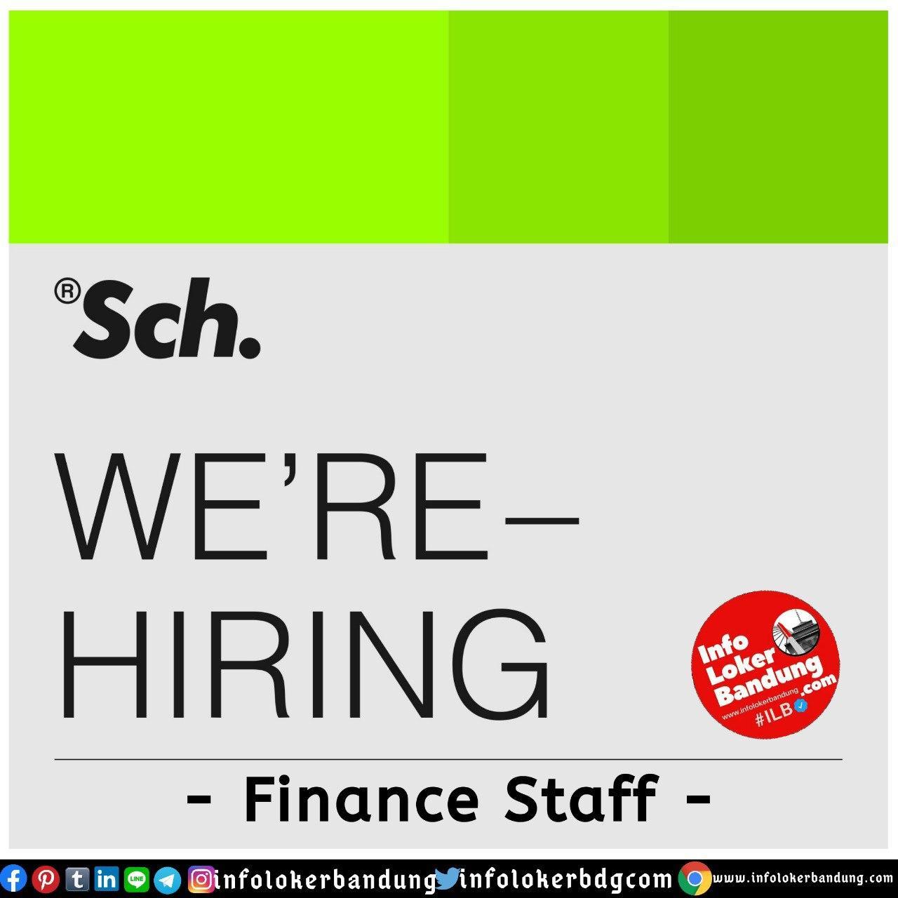 Lowongan Kerja Finance Staff Ouval Research Bandung Juni 2020