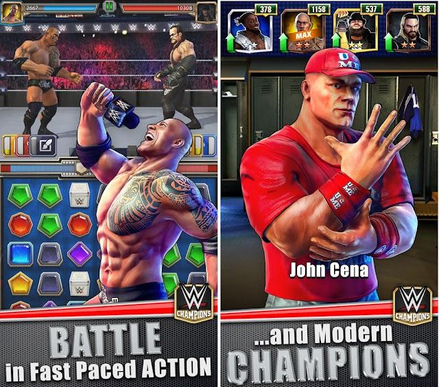 Screenshot WWE Champions