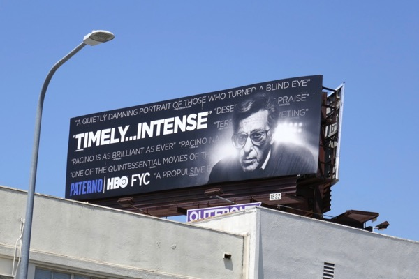 Paterno 2018 Emmy consideration billboard