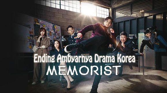 Ending Ambyarnya Drama Korea Memorist