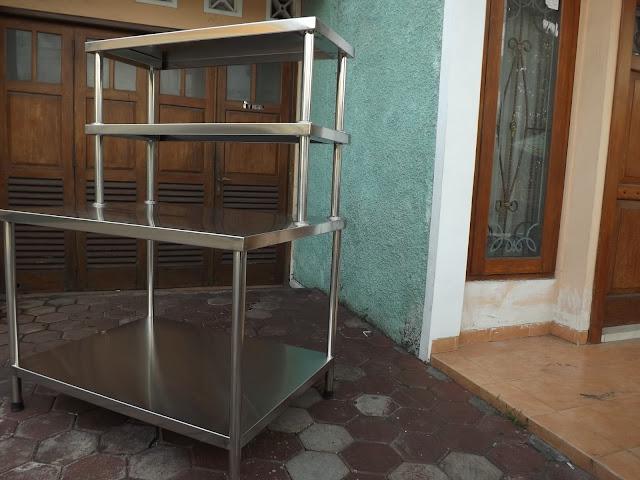 Peralatan Dapur Restorant Stainless Steel