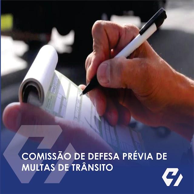 Prefeitura de Canindé cria Comissão de Defesa Prévia, para analisar e julgar os recursos sobre multas impostas pela Guarda Municipal.