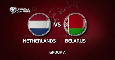 مشاهدة مباراة هولندا وبيلاروسيا