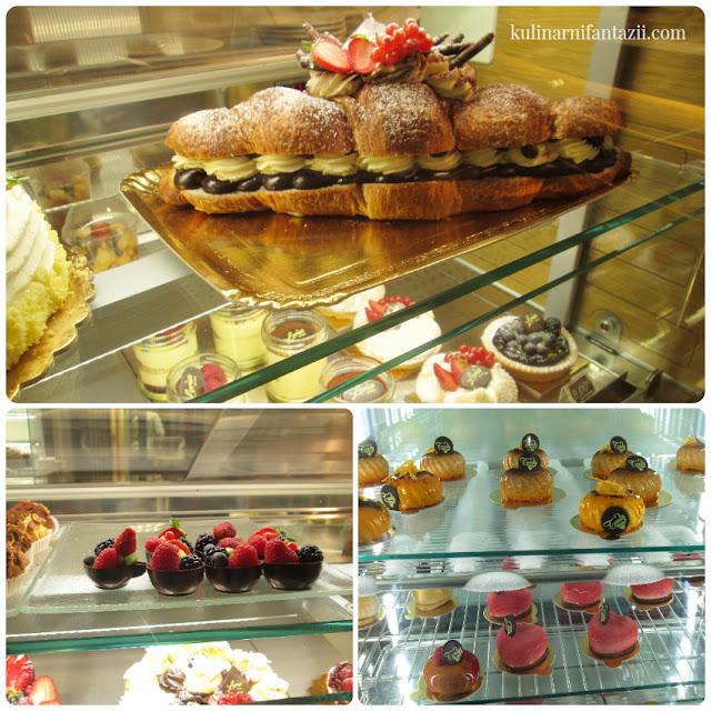 сладки и десерти в Милано