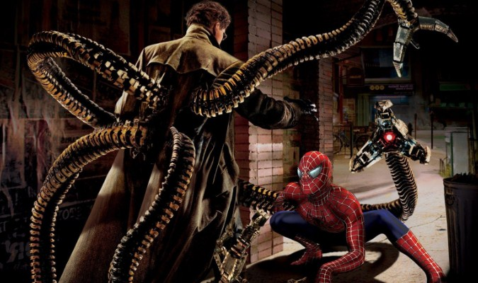 Game Adaptasi Film Terbaik - Spider-Man 2