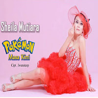 Lirik Lagu Sheila Mutiara Pokemon Masa Kini