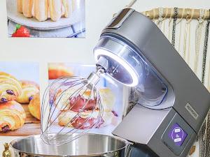 Le robot pâtissier Kenwood Titanium Chef Pâtissier XL (test et avis)