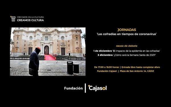 Jornadas 'Las cofradías en tiempos de coronavirus' en Cádiz