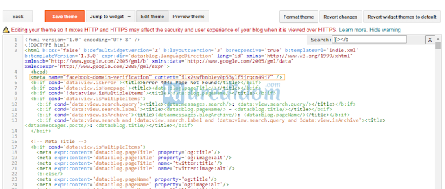 Cara Verifikasi Domain di Facebook Business
