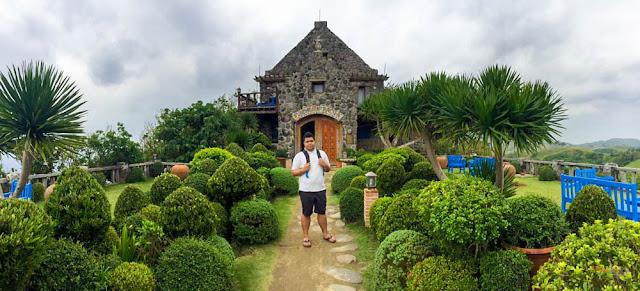 Fitz Balba in Fundacion Pacita, Batanes