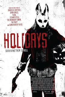 HOLIDAYS (2016) ฮอลิเดย์ วันหยุด สุดสยอง (พากย์ไทย / ENG SUB)