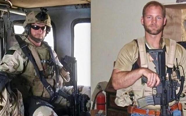 SEAL Mike Day recibió 27 heridas de bala de combatientes de al-Qaeda  Источник: https://fishki.net/3675041-20-ljubopytnyh-faktov-iz-istorii-pokazhut-mir-s-drugoj-storony.html © Fishki.net