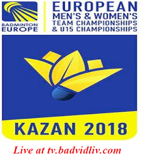 European Men's & Women's Team Championships 2018 live streaming