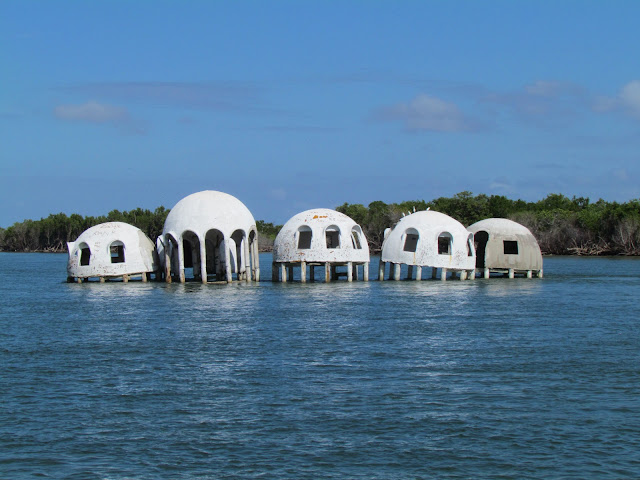 cape romano dome houses
