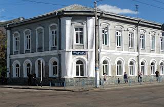 Житомир. Большая Бердичевская ул. Один из самых старинных домов