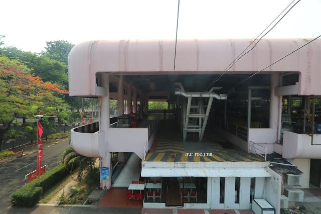 stasiun kereta gantung TMII