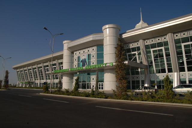 Türkmenbaşi Uçak Bileti