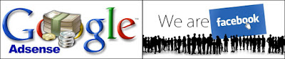 Situs Iklan Online Google Adsense dan  Facebook Ads