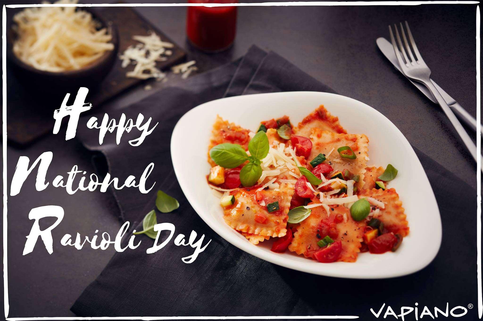 National Ravioli Day Wishes Unique Image