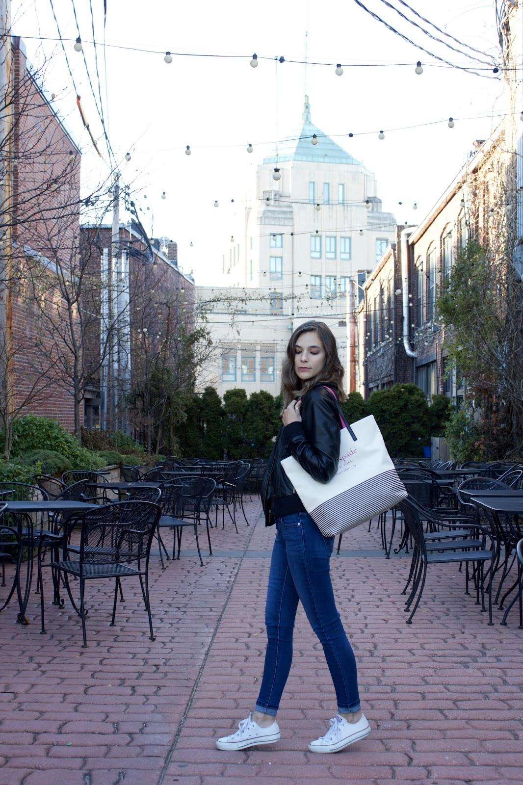 Kate Spade New York tote