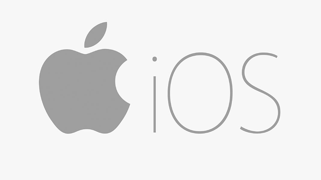Logo OS Smartphone  iPhone iOS