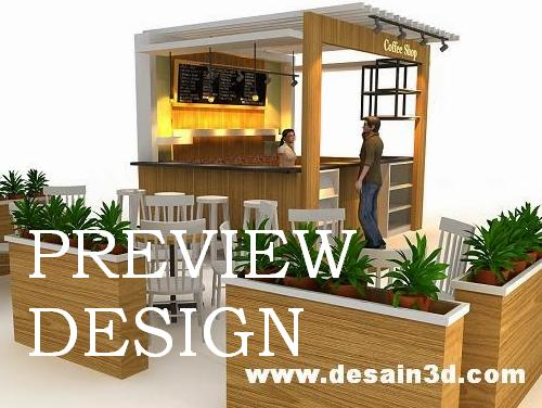 jasa design coffee shop unik cafe