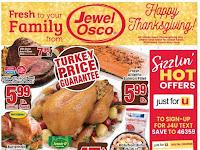 Jewel Osco Weekly Specials Ad November 18 - 24, 2020