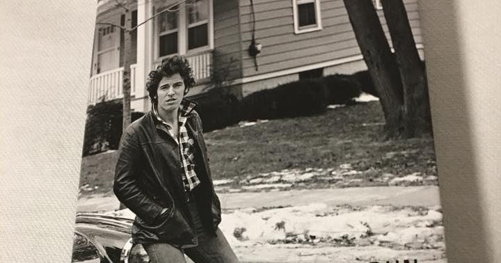 L'autobiografia di Springsteen, Nato per Correre