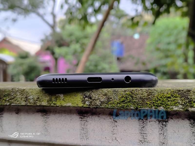 Desain Samsung Galaxy A02s