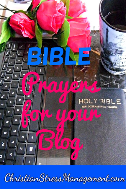 Bible Prayers for your Blog