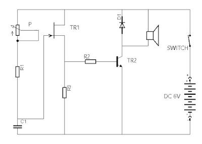 Rat Repellent Circuit Simple Electro Circuits
