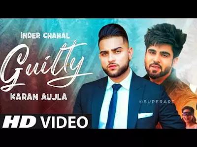 Guilty Lyrics Karan Aujla