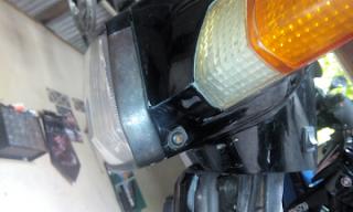 Gambar lampu depan ex5