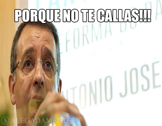 Imagem de Antonino José Seguro – Porque no te callas!