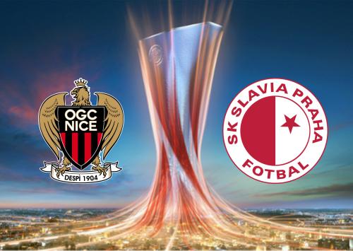 Nice vs Slavia Praha -Highlights 26 November 2020