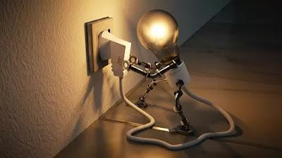 Light Bulb Electricity