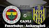 Fenerbahçe - Ankaragücü Jestspor izle