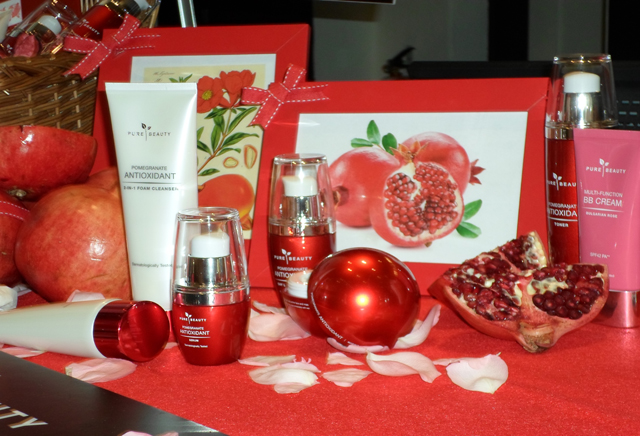 Pomegranate Antioxidant Serum da Pure Beauty