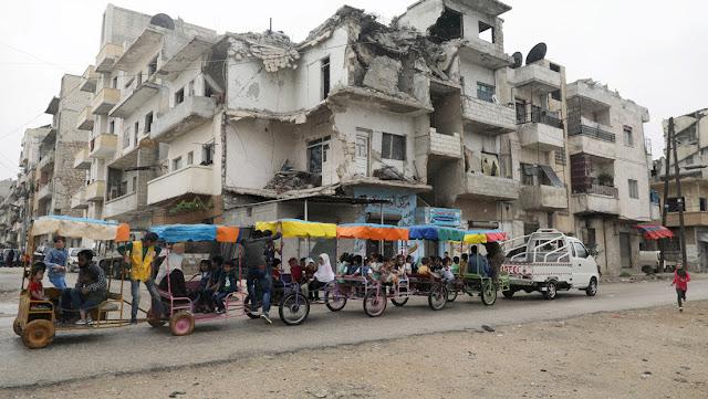 """Rusia: """"EE.UU. dice que quiere 'cortarle el oxígeno' al Gobierno sirio con las nuevas sanciones, pero de hecho afectan a la población civil"""""""