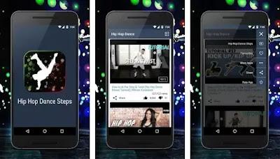 Aplikasi belajar menari di Android-3