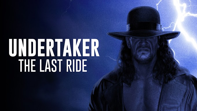Undertaker: The Last Ride Subtitulado al Español Latino (2020)
