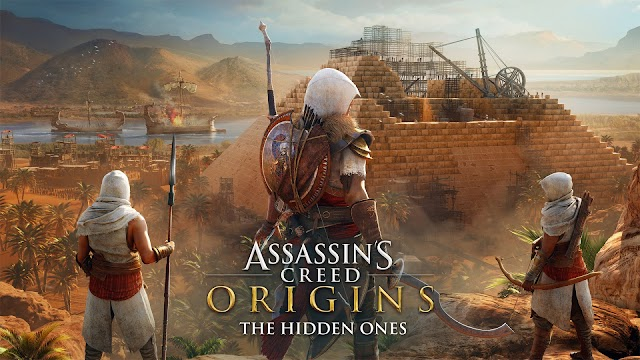 Tech Boy plays Assassin's Creed Origins Part 2C