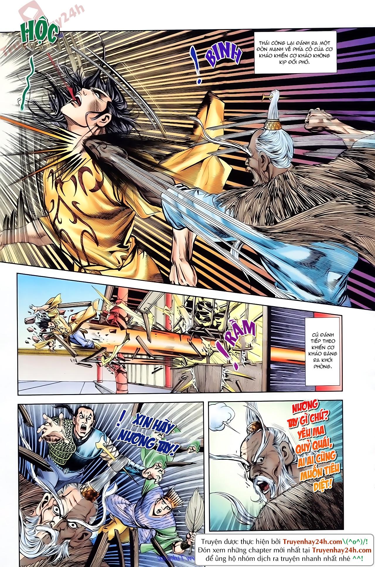 Cơ Phát Khai Chu Bản chapter 77 trang 26