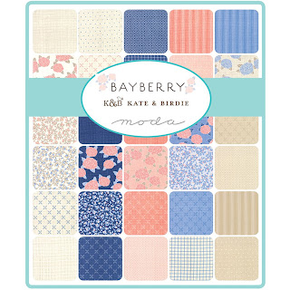 Moda Bayberry Fabric by Kate & Birdie for Moda Fabrics